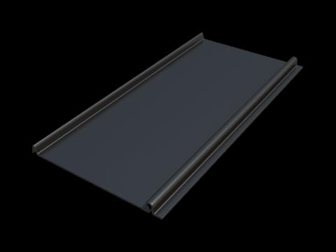 FALC profilio klasikinė plieninė stogo danga